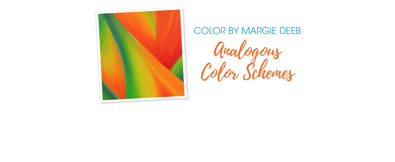 Jewelry Design: Analogous Color Schemes  With Margie Deeb