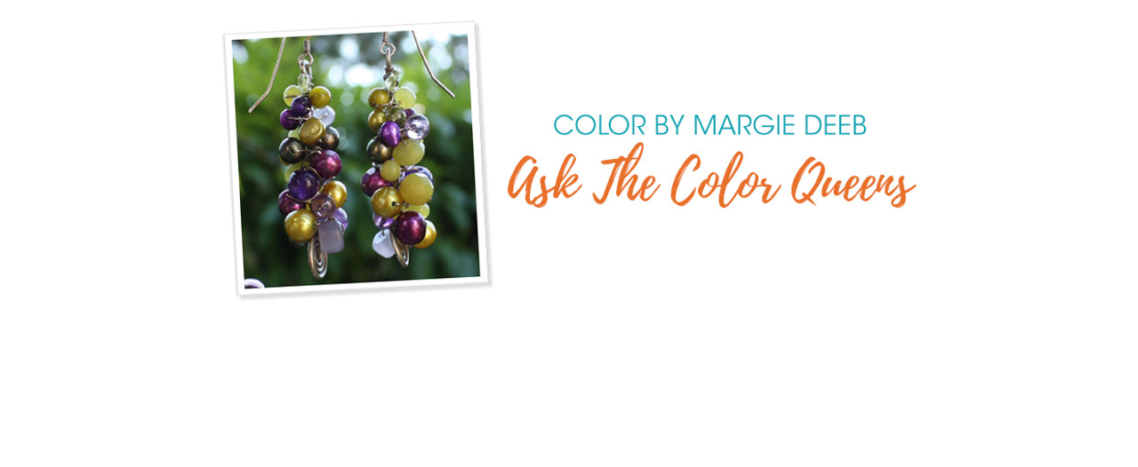 Jewelry Design: Ask The Color Queens with Margie Deeb
