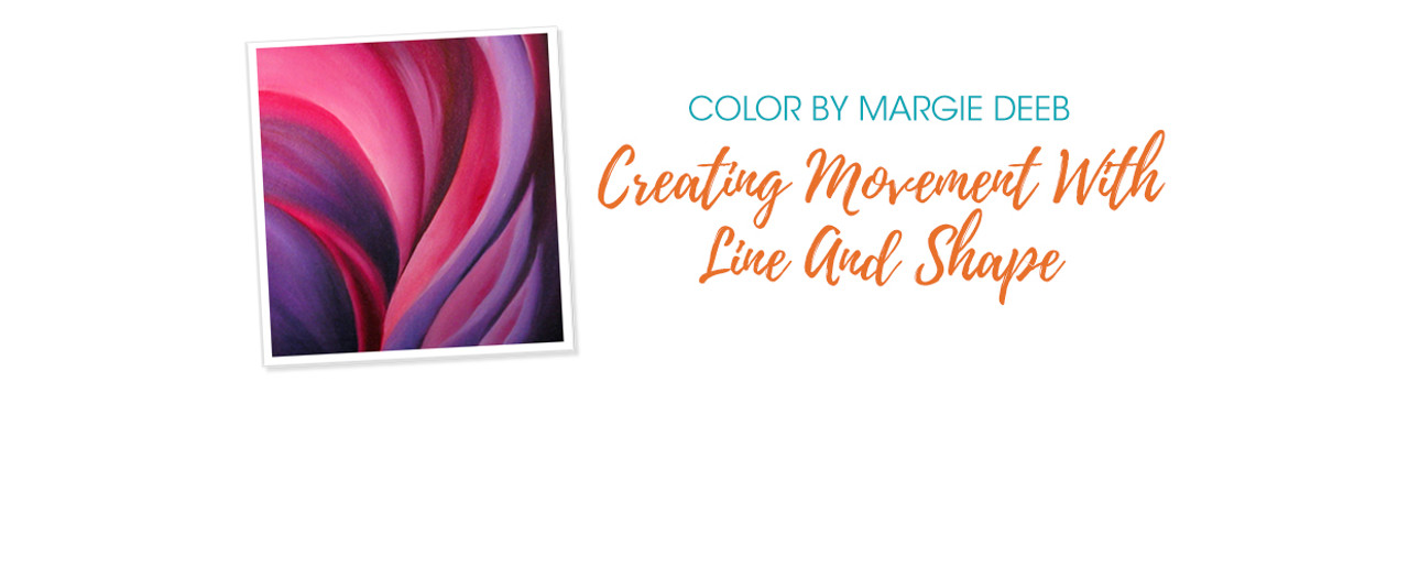 Jewelry Design: Creating Movement With Line And Shape With Margie Deeb