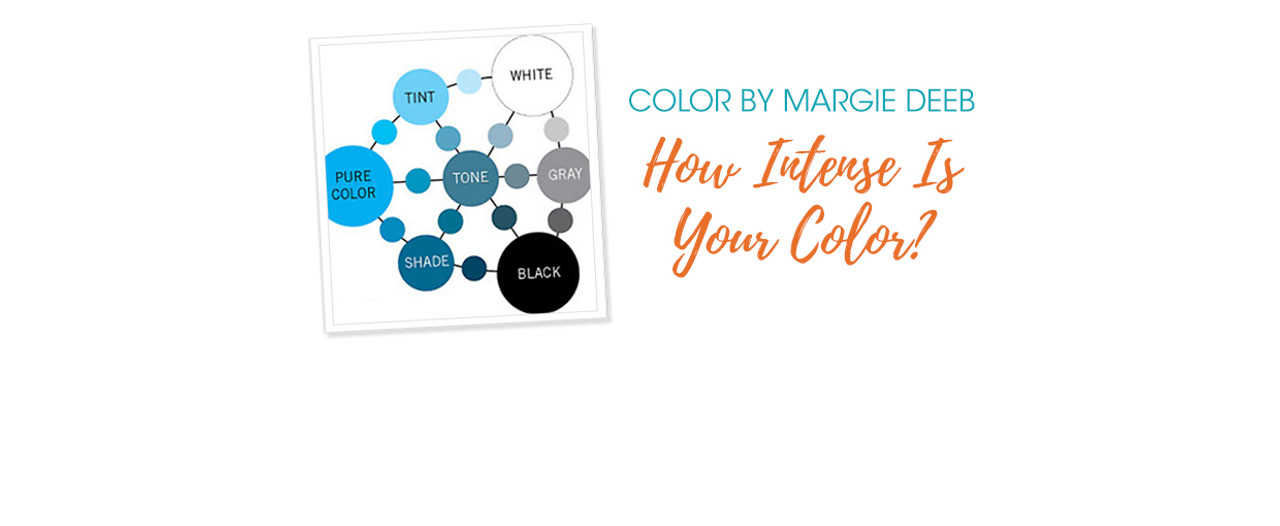 Jewelry Design: How Intense Is Your Color with Margie Deeb