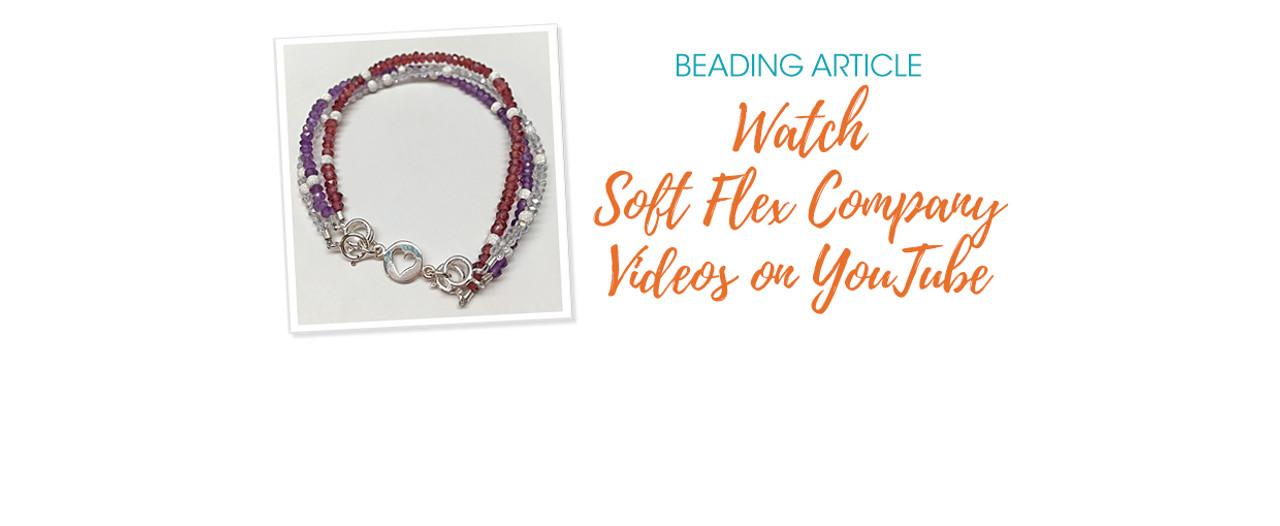Watch Soft Flex Company Videos on YouTube