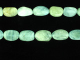 Apx 19 Count Varied Size Aquamarine Smooth Nuggets  (Sale)