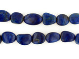 21 Count Lapis Lazuli Polished Nuggets '1 Of A Kind' (Sale)