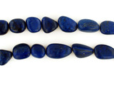 20 Count Lapis Lazuli Polished Nuggets '1 Of A Kind' (Sale)