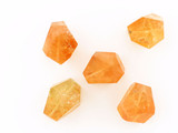 Citrine Faceted Nugget