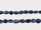 34 Count Varied Size (AAA) Kyanite Faceted Nuggets (Sale)
