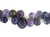 40 Count Graduated Tanzanite Faceted Pears 'One Of A Kind' (Sale)