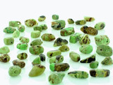 90 Count Graduated Gaspeite Polished Nuggets (Closeout)