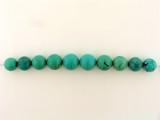 10 Count Graduated Blue Turquoise Rounds (1) (Sale)