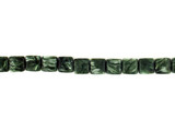 13 Count 10mm Seraphinite Polished Squares (Sale)