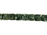 9 Count 14mm Seraphinite Polished Squares (Sale)
