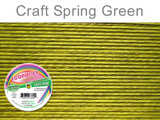 Econoflex Hobby Beading Wire .010 Very Fine 30ft Spring Green (Closeout)