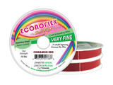 Econoflex Hobby Beading Wire - Cinnamon Red (Closeout)