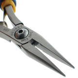 Short Soft Flex Professional Chain Nose Pliers (2 1/2 In Grips)