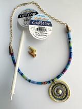 "Lazee Daizee Viking Knit Wire Weaving Tool 1/4"""