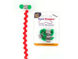 Bright Green Bead Stoppers - 4 Pack (Closeout)
