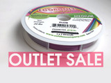 Econoflex Hobby Beading Wire - Plum (Outlet Sale)