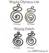 WigJig Delphi Acrylic Wire Jig
