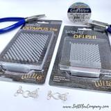 WigJig Delphi Small Super Pegs