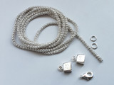SilverSilk Capture Chain with Findings - Silver