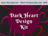 Dark Heart Design Kit
