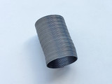 Shape Retaining Steel Memory Wire Ring for Making Beaded Jewelry - 3/4 Inch Size