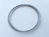Shape Retaining Steel Memory Wire Necklace for Making Beaded Jewelry Chokers - 3 3/4 Inch Size