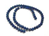 67 Count 6mm Round Lapis Lazuli And Malachite Composite