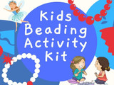 Kids Beading Activity Kit (Closeout)