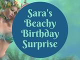 Sara's Beachy Birthday Surprise