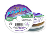 Pro Econoflex Hobby Beading Wire by Soft Flex - Fine, .014in./.36mm