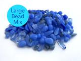 2020 Pantone Classic Blue Bead Mix
