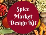Spice Market Design Kit