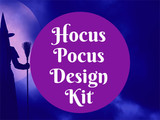 Hocus Pocus Design Kit