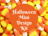 Halloween Mini Design Kit (Closeout)