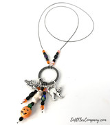Teeny Tiny Beads, Fun Ceramic Beads For Playful Jewelry Making