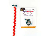 Mini Teal Bead Stoppers - 4 Pack (Closeout)