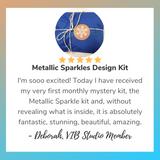 Metallic Sparkles Design Kit
