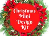 Christmas Mini Design Kit
