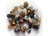 Metallic Sparkles Bead Mix