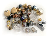 Metallic Sparkles Bead Mix