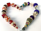 Valentine Passion Bead Strand 1 Red (Closeout)