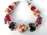 Valentine Passion Bead Strand 1 (Red)