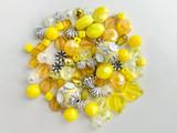 2021 Pantone Color of the Year Illuminating Yellow Bead Mix