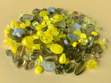 2021 Pantone Color of the Year Czech Glass Bead Mix
