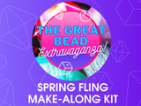 The Great Bead Extravaganza Spring Fling Make-Along Kit