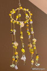 2021 Pantone Illuminating Yellow Bead Strand