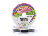 Econoflex Hobby Beading Wire .014 Fine 30ft Midnight Black (Closeout)