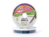 Econoflex Hobby Beading Wire .014 Fine 30ft Steel Blue (Closeout)