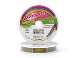 Econoflex Hobby Beading Wire .014 Fine 30ft Spring Green (Closeout)